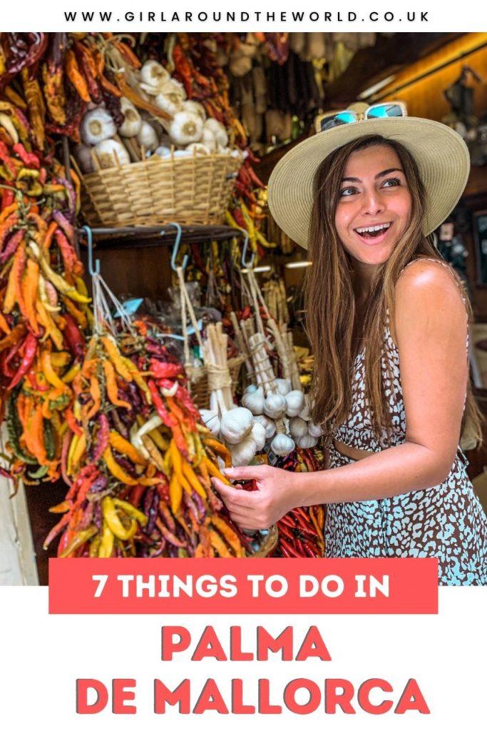7 Things to do in Palma de Mallorca