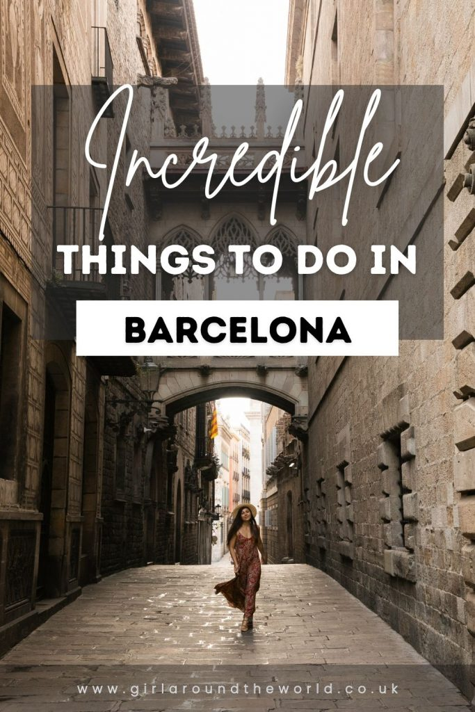 pinterest incredible things to do in barcelona