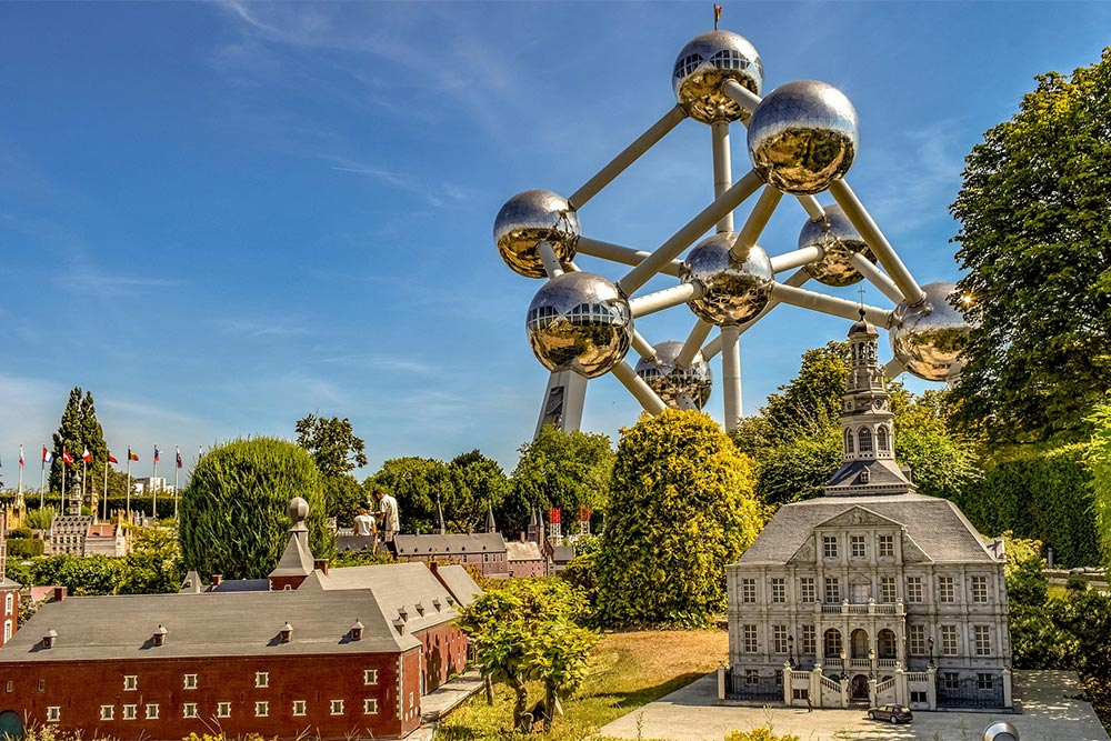 Photo of the attraction Minieurope In Brussels