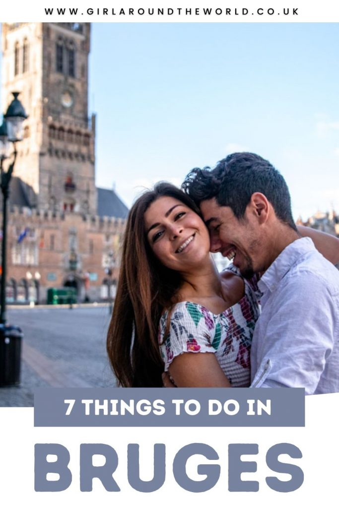 7 Things to do in Bruges Belgium