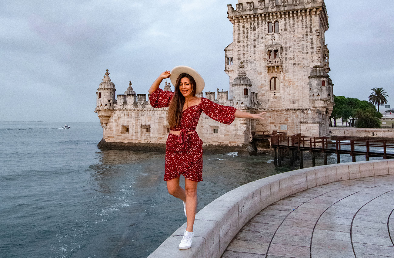 Melissa in Lisbon recomments that you visit Belem Tower