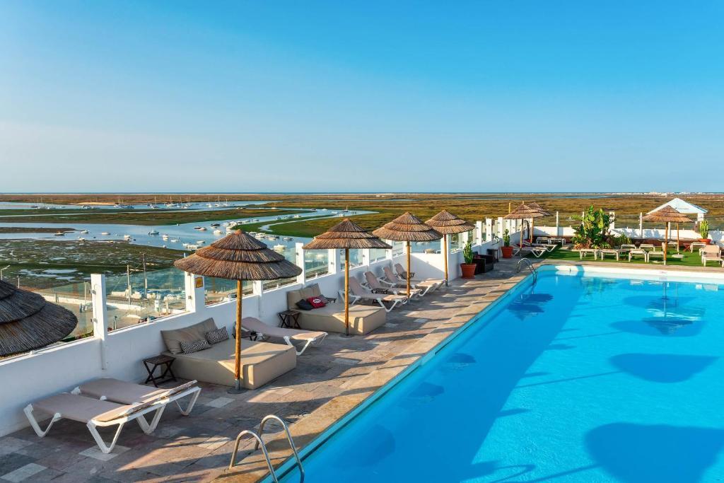 AP Eva Senses Hotel in Faro Portugal