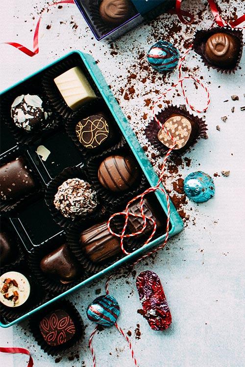 Taste some Belgian chocolate in Brussels