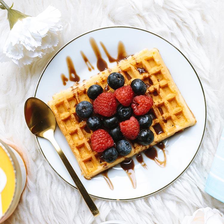 Belgium ghent waffles etablissment max