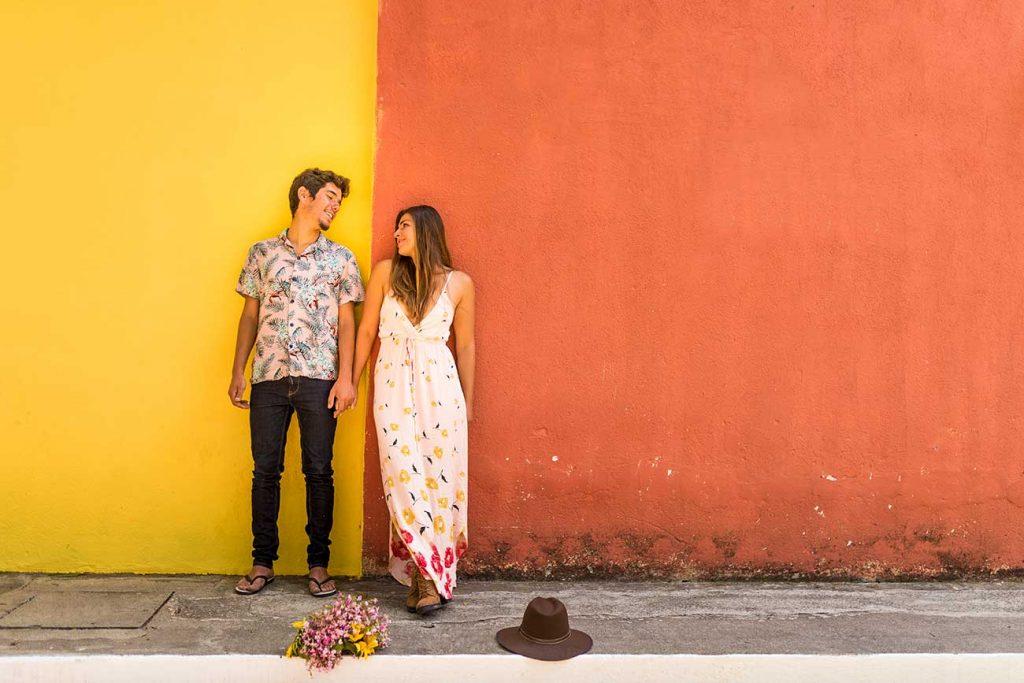Melissa and Guga in Antigua Guatemala
