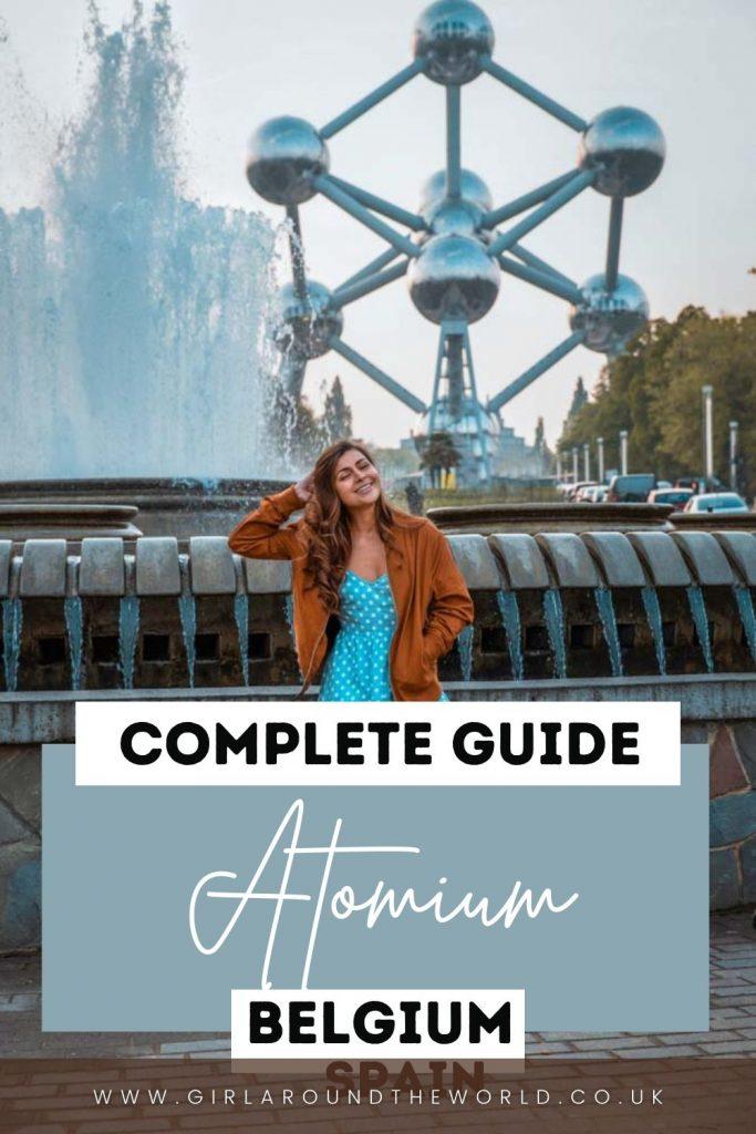 Complete guide Atomium Belgium