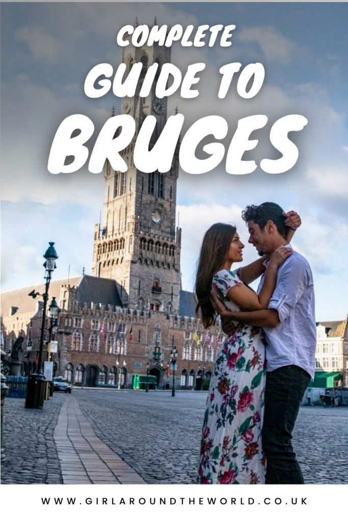 Complete guide to Bruges Belgium