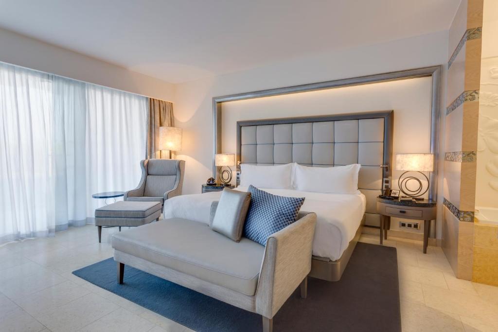 Conrad Algarve hotel in Almancil Portugal