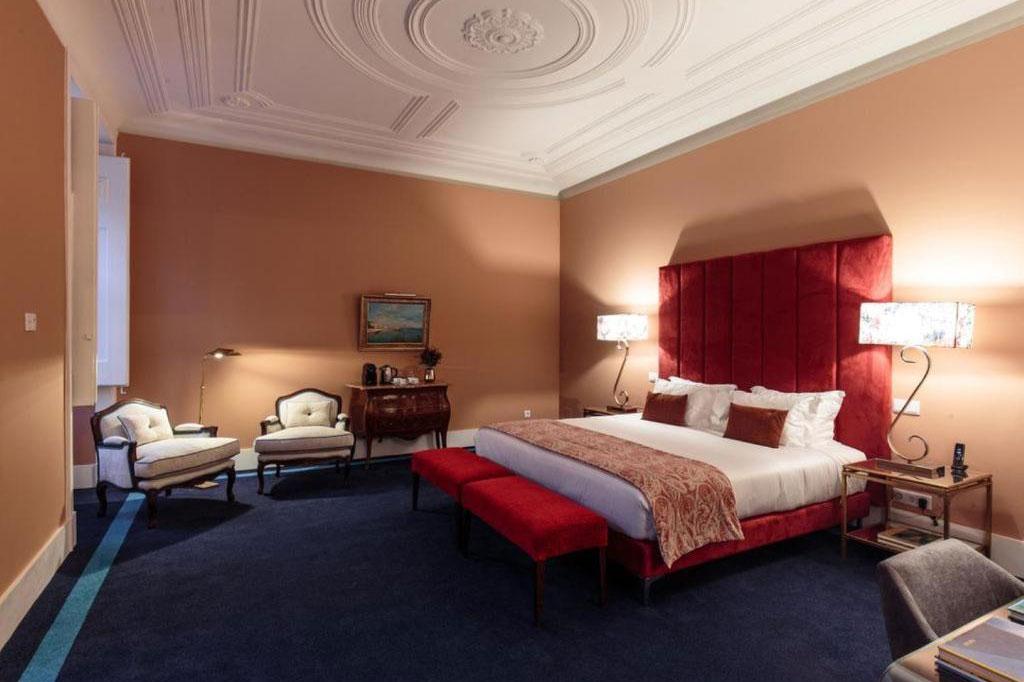 The accommodation of Dear Lisbon - Bordalo Palace Chiado