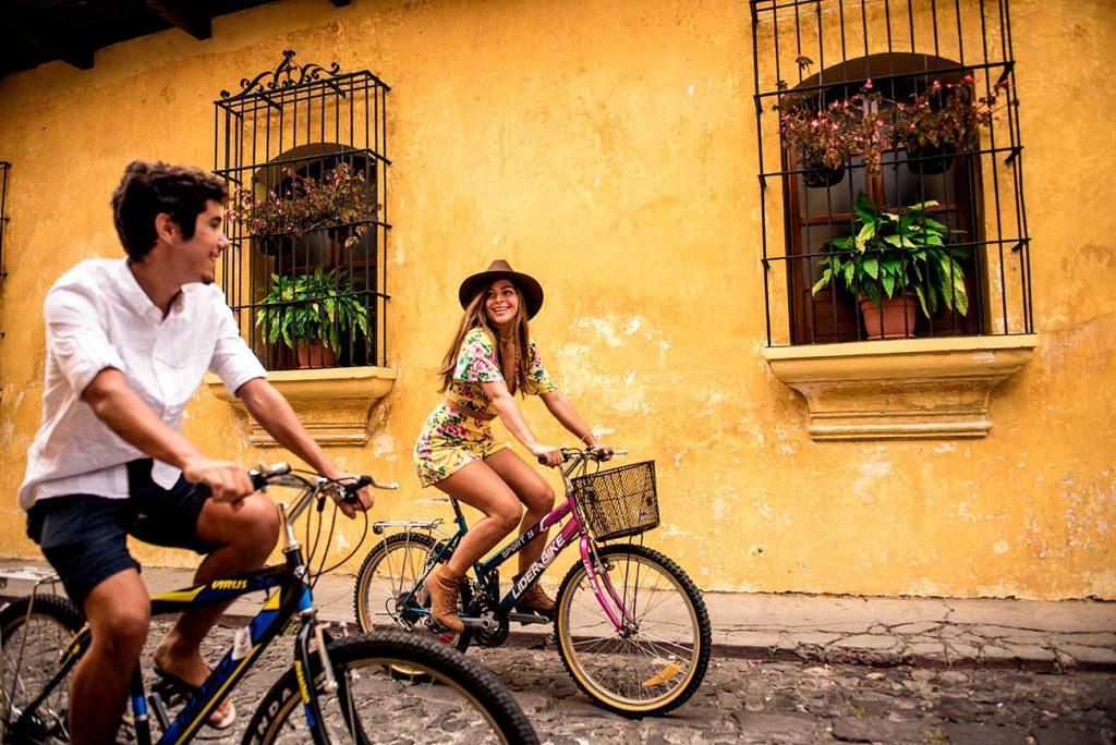Getting around Antigua, Guatemala