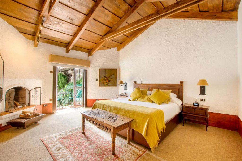 Hotel Museo Spa Casa Santo Domingo in Antigua