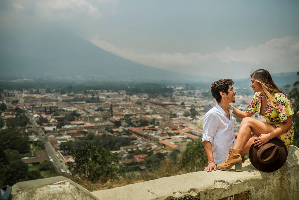 how to get to antigua in guatemala