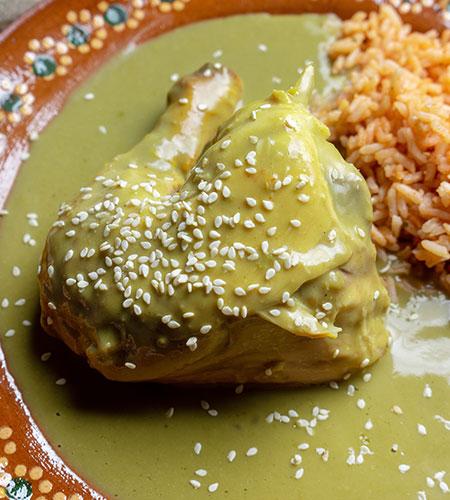 jocon de pollo guatemalan dish