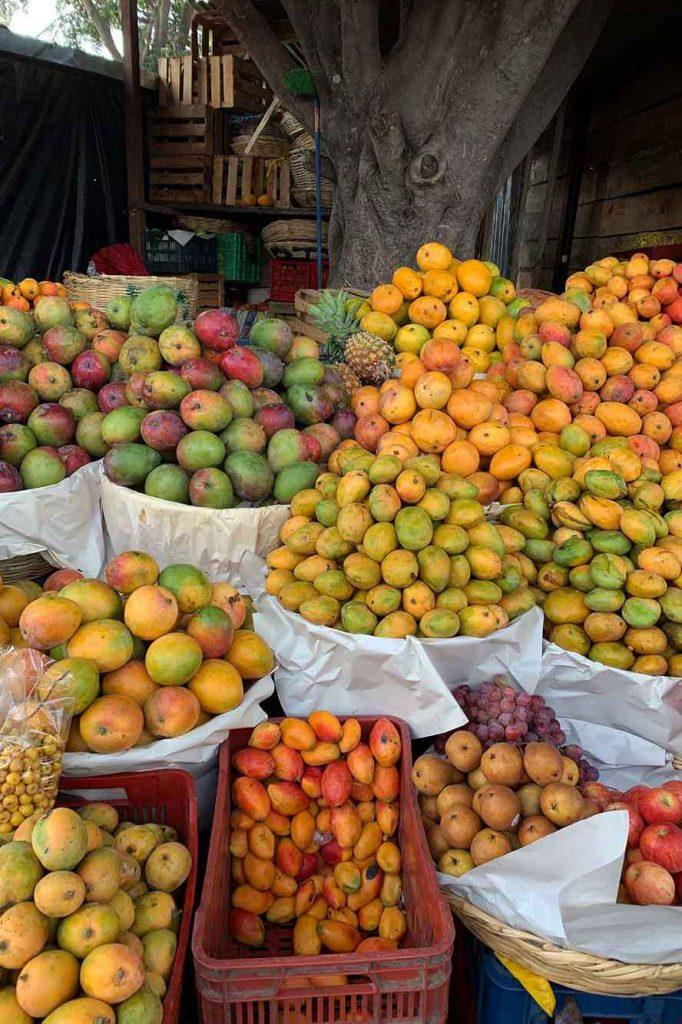 Fruits at the Mercado in Antigua Guatemala