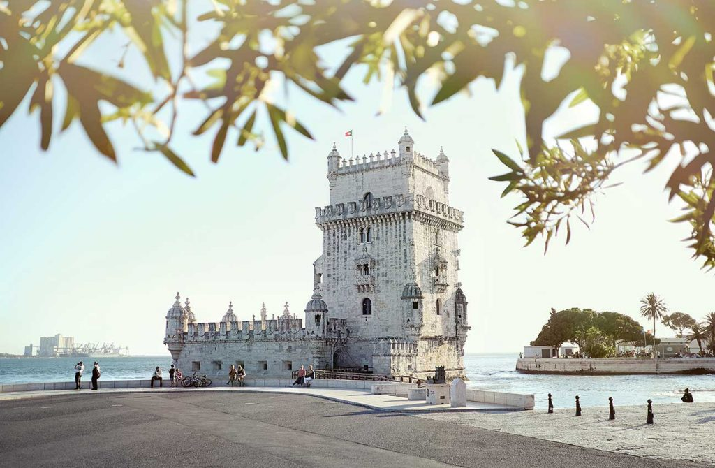 Melissa says visiting Belem Tower is one of the best things to do in Lisbon