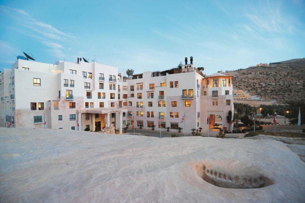 Hotel in Petra Jordan