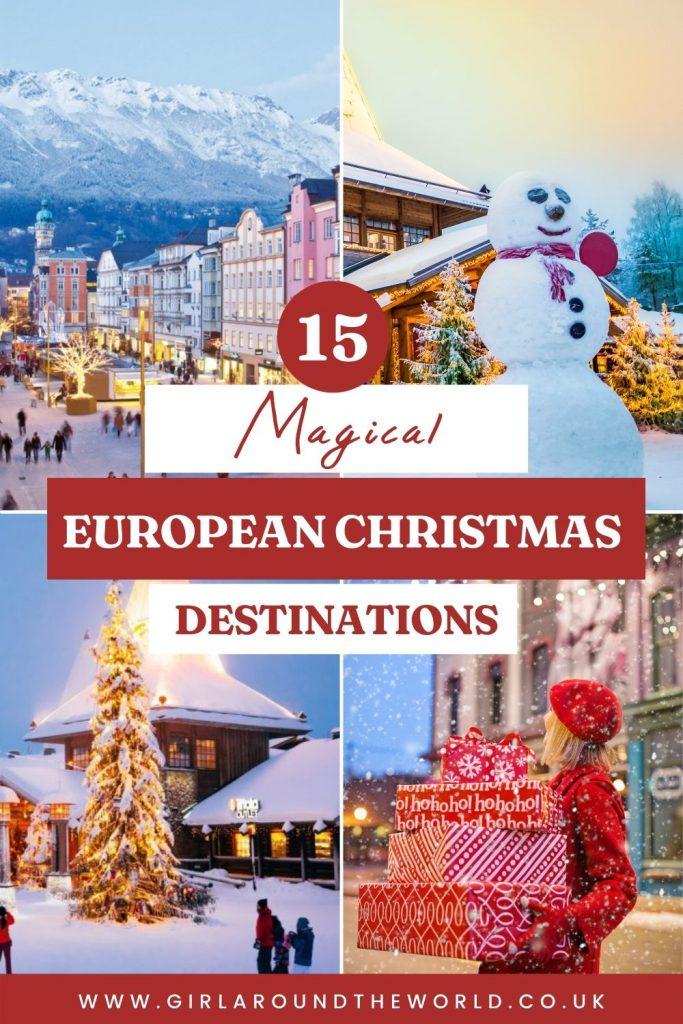 15 Magical European Christmas Destinations