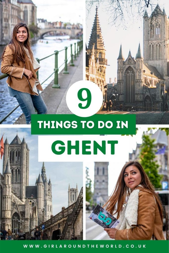 9 Things to do in Ghent