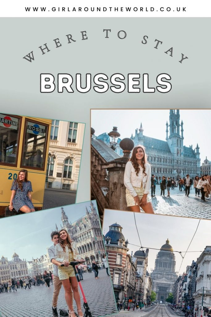 Brussels - Where to stay guide