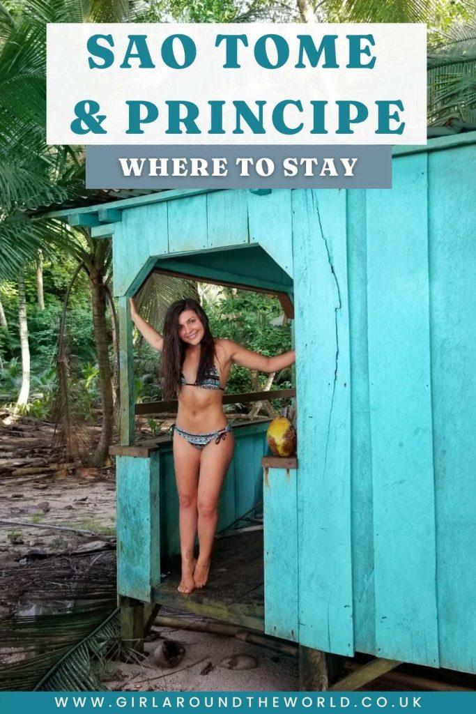Sao Tome and Principe Where to stay