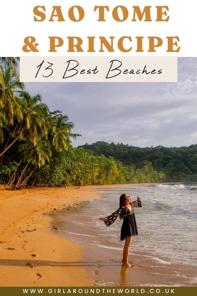 Sao Tome e Principe 13 best beaches