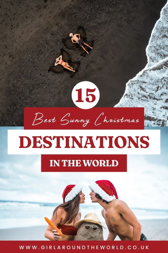 15 Best Sunny Christmas Destinations in the World