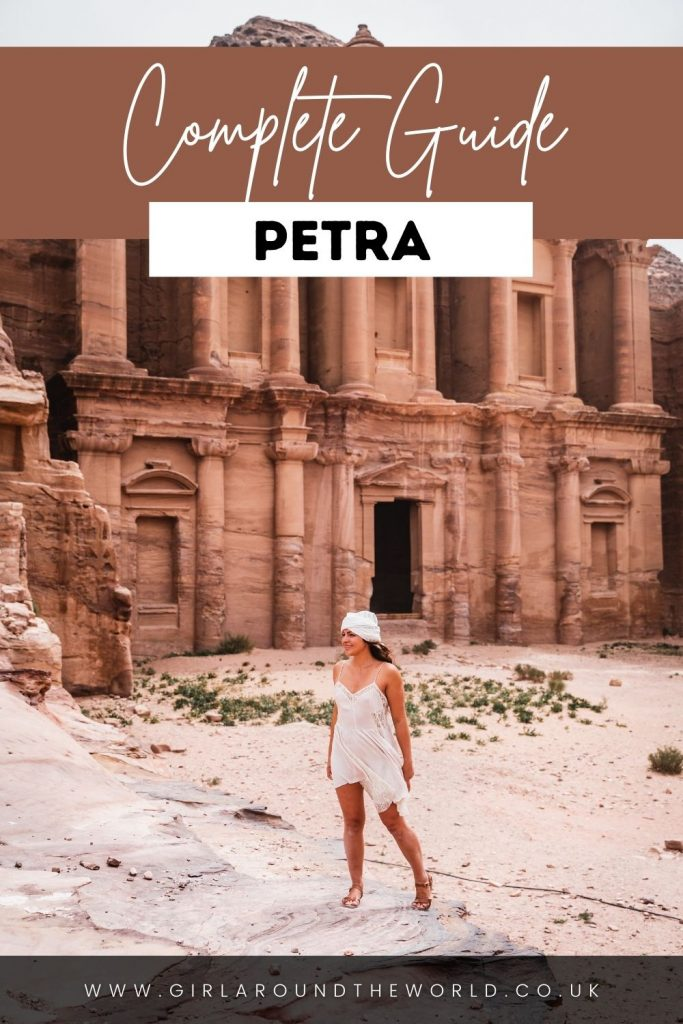 Complete Guide to Petra pin 1