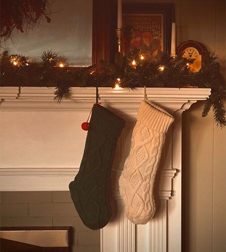 Get Christmas decorating