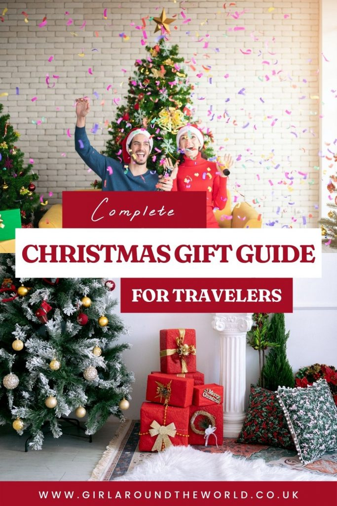 Complete Christmas Gift Guide for Travelers
